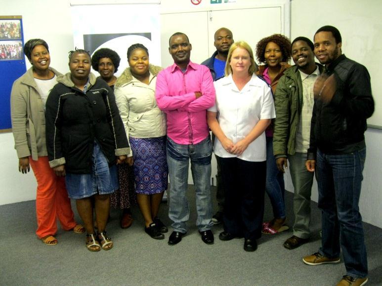 Class of CLM OCT 2014