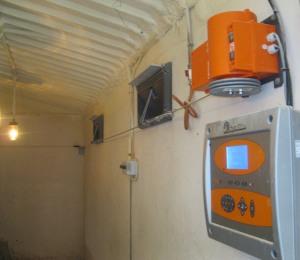 KZNPI- Ventilation Control Panel